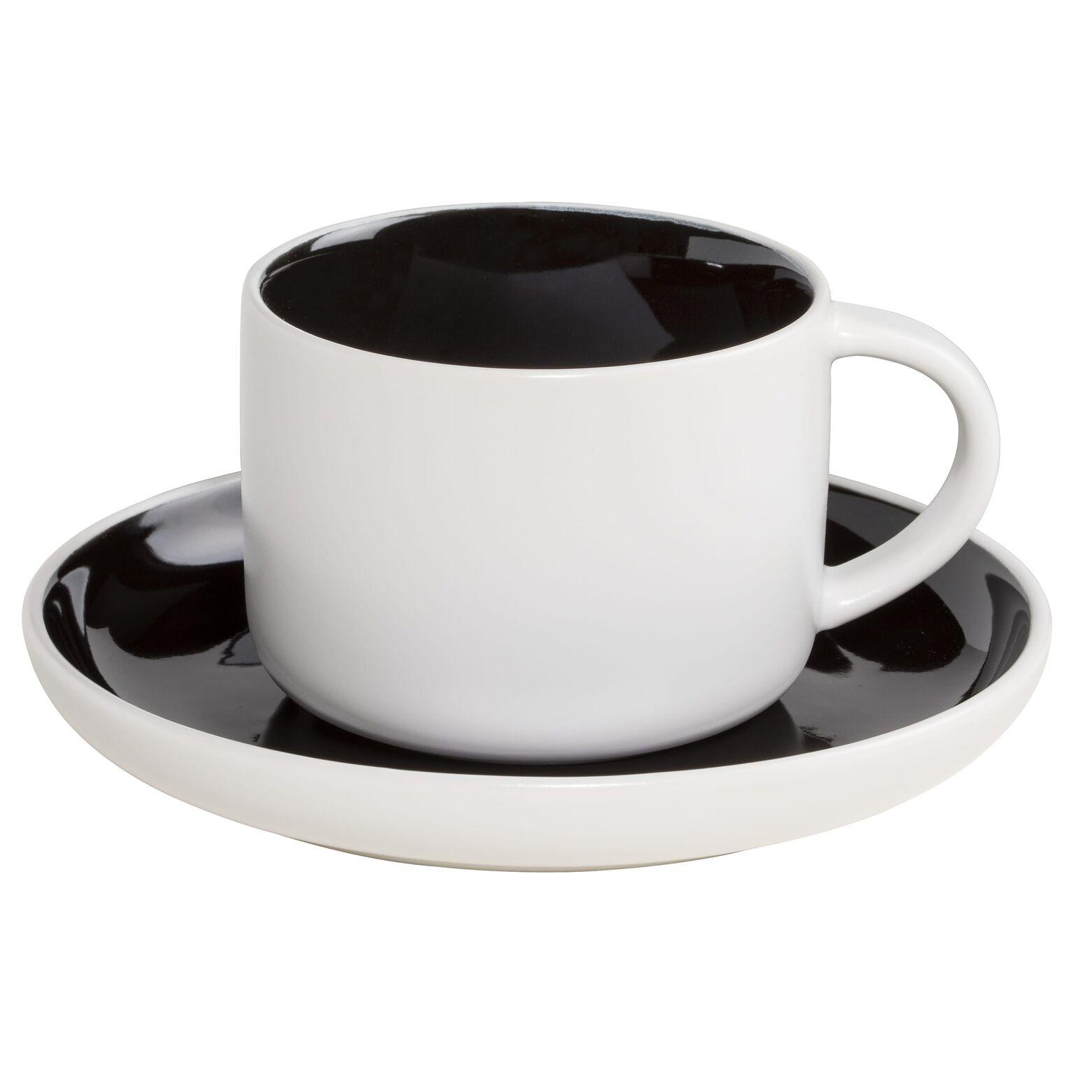 3670e24e Filiżanka do kawy Tint, czarna, pojemność 240 ml